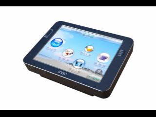 TF-TH80-無線8寸觸摸屏