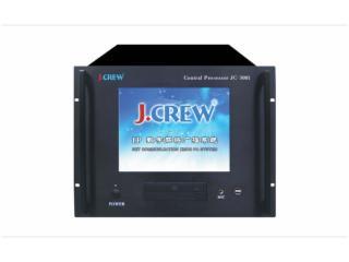 JC-3001-数字化网络广播总控服务器