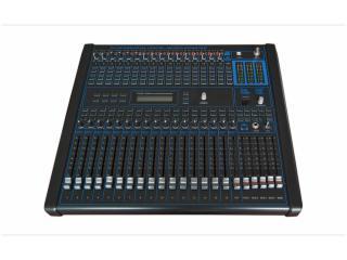 JC-LAX16-专业数字调音台