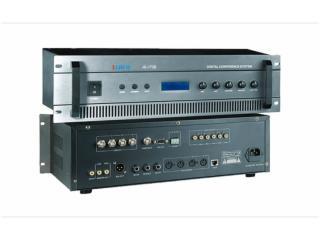 JC-1720-多功能数字会议系统主机