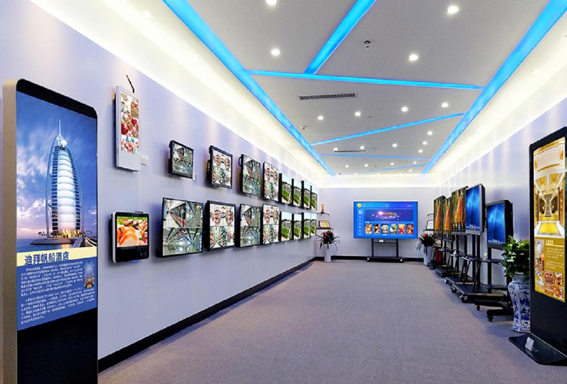KTC商用科技展厅全新升级图片