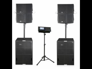 三分频10寸-三分频流动线阵列音响