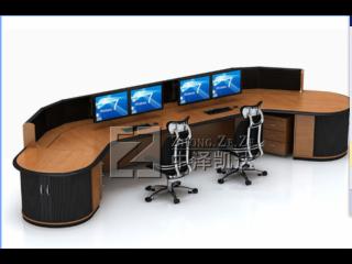 机房控制台厂家厂家直销机房控制台-1000*980*750图片