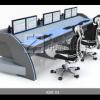 监控控制台厂家厂家直销监控控制台-KZT-K02图片