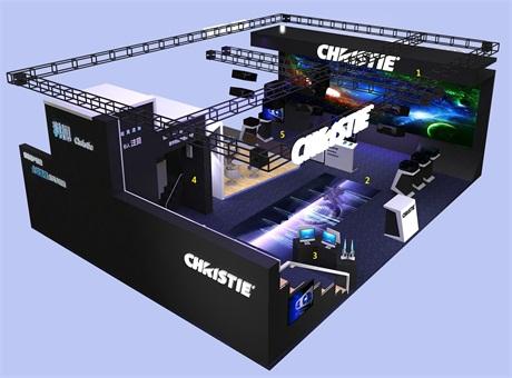 科视Christie 2017infocomm展示面向当今最严格项目和未来最具创新灵感的解决方案