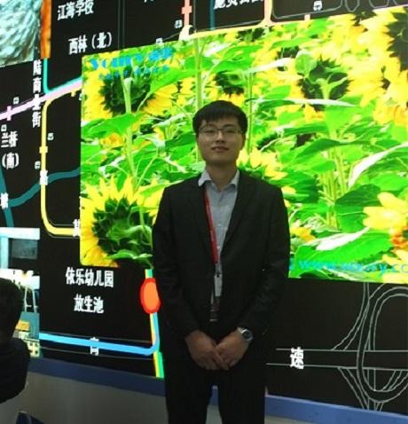 IFC 2017:专访Voury卓华市场策划部总监孙鲁闽先生