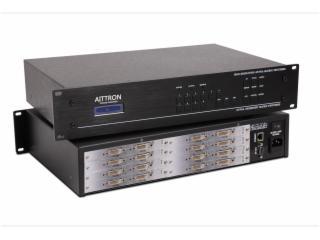 AT-DVI0808-8进8出高清DVI矩阵切换器