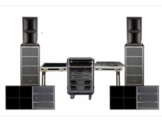 PL-音王Soundking 四分頻遠射程音響系統