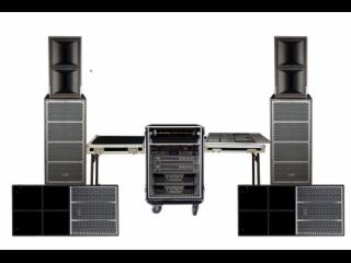 PL-音王Soundking 四分频远射程音响系统