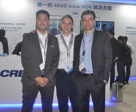 快思聪重磅亮相infoComm China 2017  尽显多样化集成能力——专访快思聪中国区总经理吴启元先生