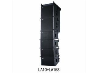 线阵列音箱-LA10图片