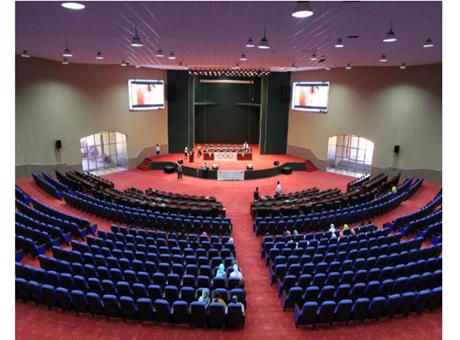 Jusbe(佳比)音响进驻埃塞俄比亚哈勒尔州文化中心