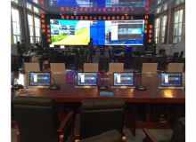 CHARTU长图数字会议系统助力临沂市公安局兰山分局作战中心