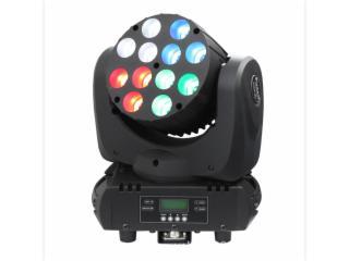 CLED1210S-12*10W LED染色摇头灯