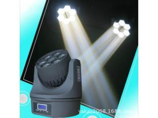 TX0610Beam-6颗15W LED mini 光束摇头灯