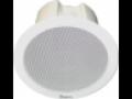 CA875-高低音带后罩天花喇叭(20W)厂家