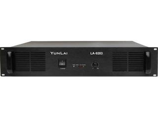 LA-9283-650W纯后级功率放大器