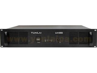 LA-9282-500W纯后级功率放大器