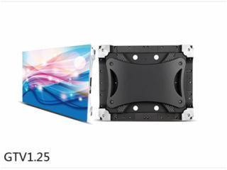 吉上潤達室內高密度led小間距顯示屏P1.25-GTV1.25圖片