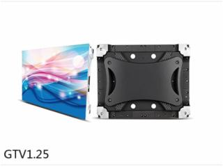 GTV1.25-吉上润达室内高密度led小间距显示屏P1.25