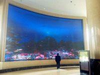 <吉上润达>广东佛上温德姆国际大酒店大堂P4--74平方米