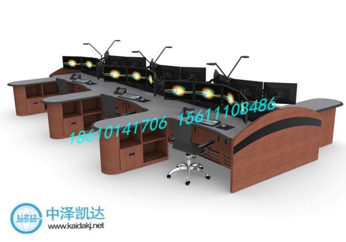 供应中泽凯达高端调度台DDT-D06高端调度台厂家