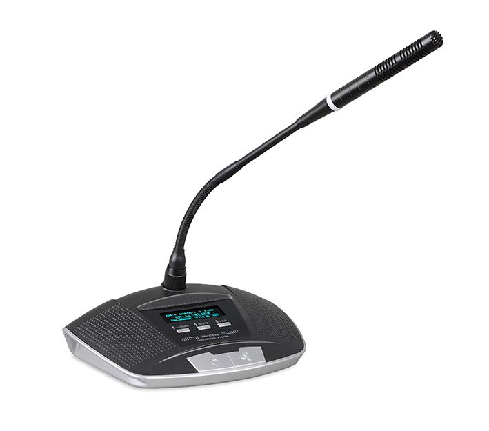 VSC-W2223C/D-高频数字无线会议主席/代表单元