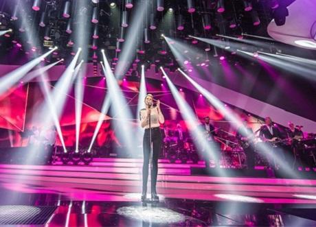 GLP GT-1三合一全能灯具在德国OUR SONG 2017电视节目上闪耀