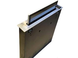 UTIM-17/ UTIM -19/UTIM-22-超薄触摸屏升降器(交互式)