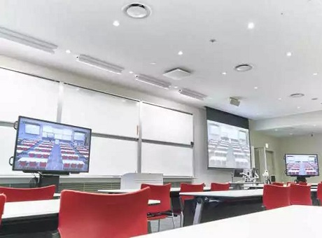 舒尔Microflex Advance系统进驻日本立命馆大学