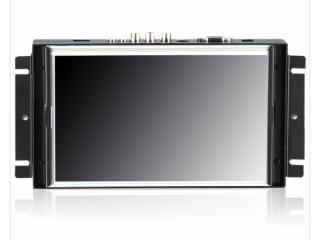 P102-9AHDT-富威德 P102-9AHT 10.2寸 TFT 開放式鐵殼工業液晶觸摸顯視器