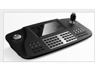 NK-NT1708KDEC-高清網絡車載、會議攝像機解碼控制鍵盤