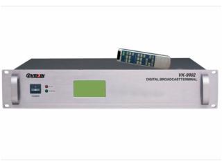 VK-9902-供应 威康VEKIN IP网络音频解码机 VK-9902 (升级版)