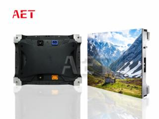 小间距显示屏-阿尔泰AET天堂鸟系列