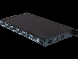 NK-HD4004VGA-尼科高清4路HDMI VGA画面分割器