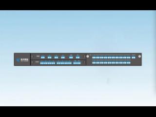 OPTW1U-無源插卡機箱