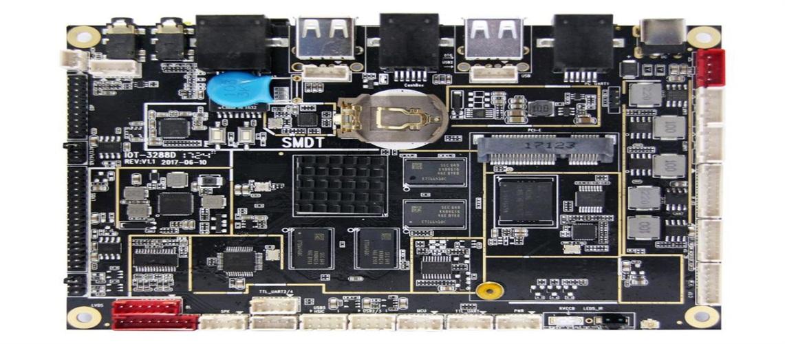 新品首发 视美泰POS-3288D新品上市图片