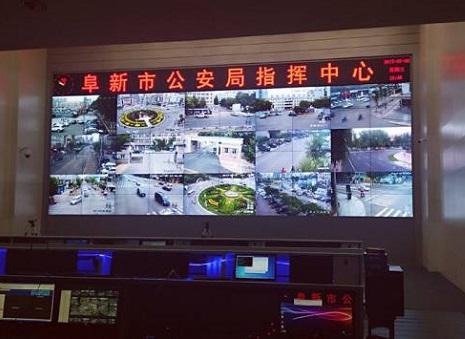 小鸟为阜新市公安局打造指挥解决方案:快速指挥,全面管控
