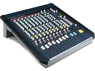 MixWizard WZ4 12∶2-高品质紧凑型模拟调音台