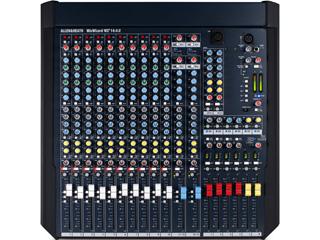 MixWizard WZ4 14∶4∶2-Allen&Heath 高品質緊湊型模擬調音臺