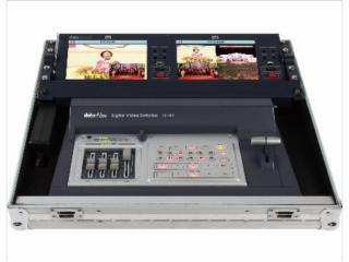 HS-500-标清4通道便携式移动演播室