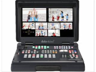 HS-2200(新產品)-洋銘 高清6通道移動演播室