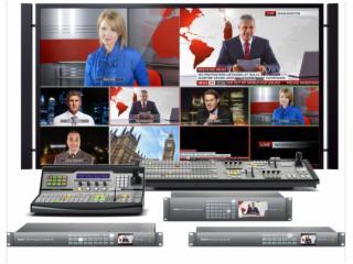 EFP-MS-ATEM 4K-ATEM 4K 路高清移動演播室