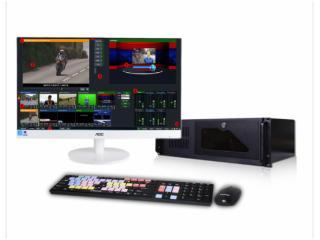SV-HD2000-高标清多机位录播一体机