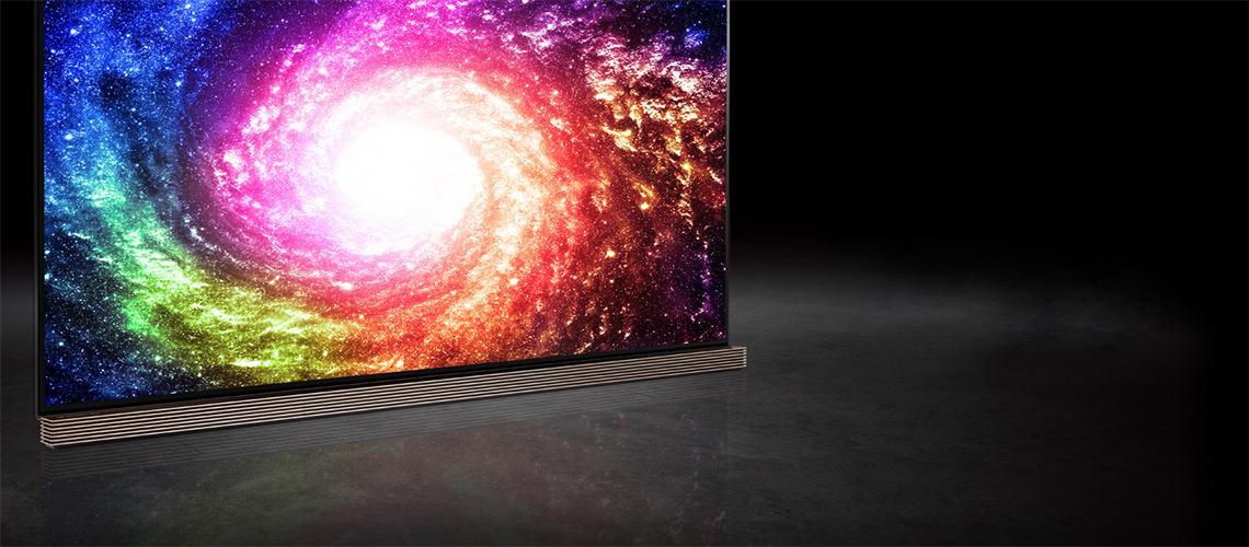 OLED显示技术将继续在电视行业内垂直性渗透,电视厂商竞争加剧
