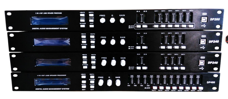 DS48 DSP48 DP480 DP448数字音箱处理器数