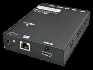 38133-林迪HDMI通过IP网络视频墙接收器