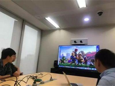 舒尔会议系统入驻知名游戏工作室