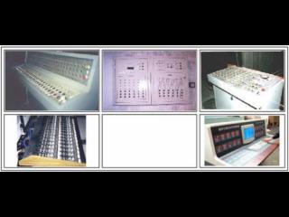 舞臺機械各型控制臺-舞臺機械各型控制臺