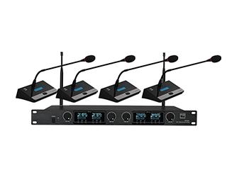 WS-860-WS-860一拖四無線會議話筒